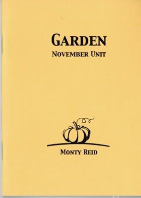 monty reid chapbook