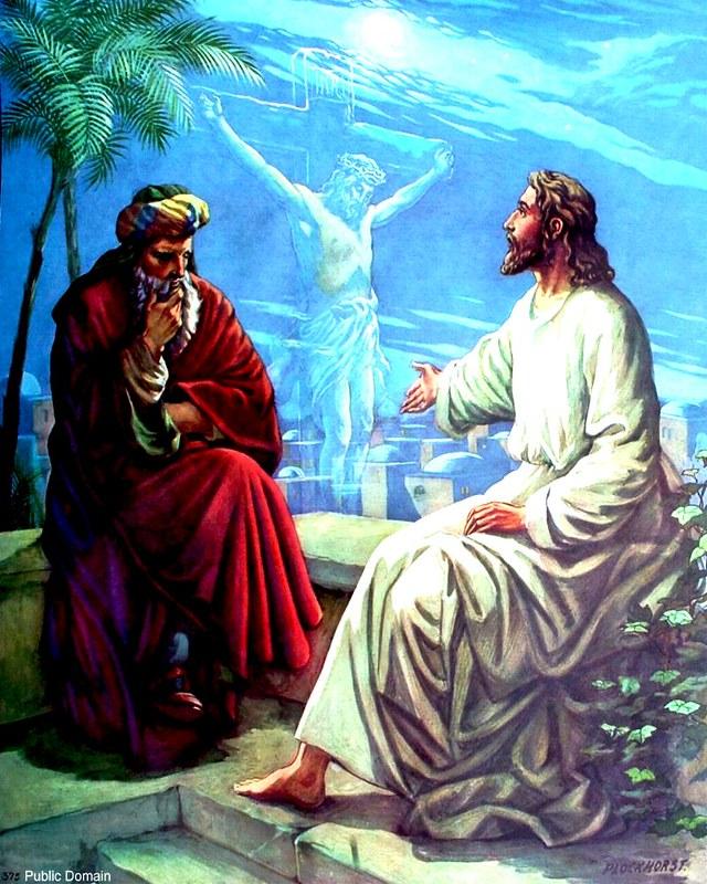 NT031.Jesus and Nicodemus