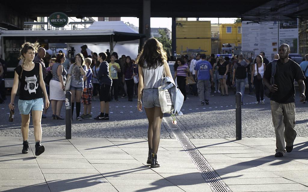 People on Alexanderplatz Ⅱ