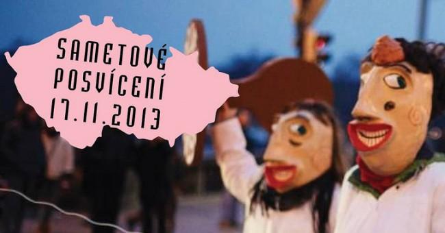 Sametové posvícení 2013 v Praze