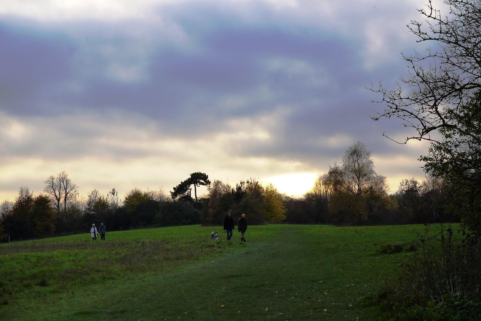 Lullingstone Park Otford to Eynsford