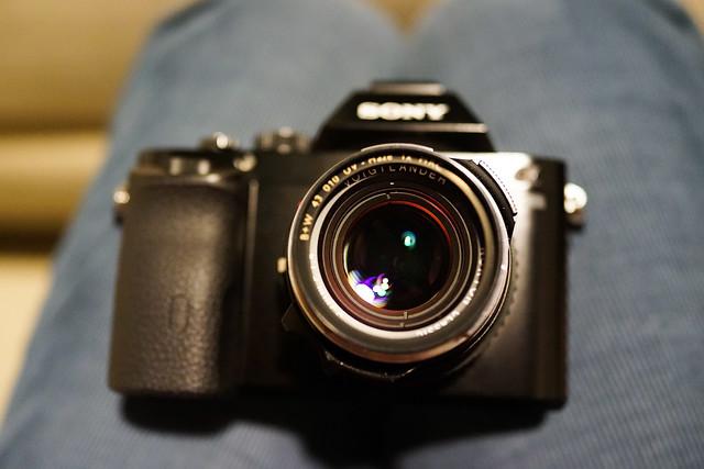 Sony A7 + Voigtlander Nokton 35mm F1.4