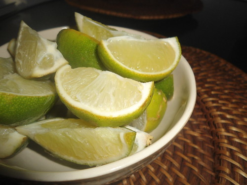 limes for water