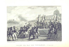 Image taken from page 564 of 'Histoire de la Révolution Française depuis 1814 jusqu'à 1830, ... revue et continuée par M. Auguis. [With portraits, etc.]'