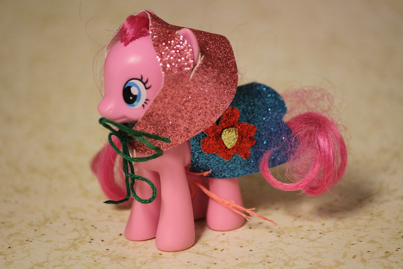 A dress for pinkie pie