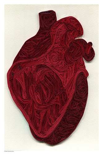 quilled-heart-poster