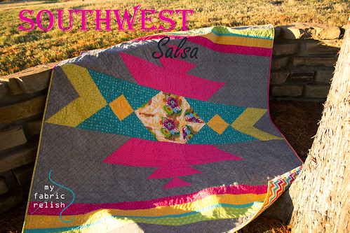 Southwest Salsa Pattern