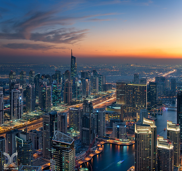 Dubai Marina & Jumeirah Lake Towers