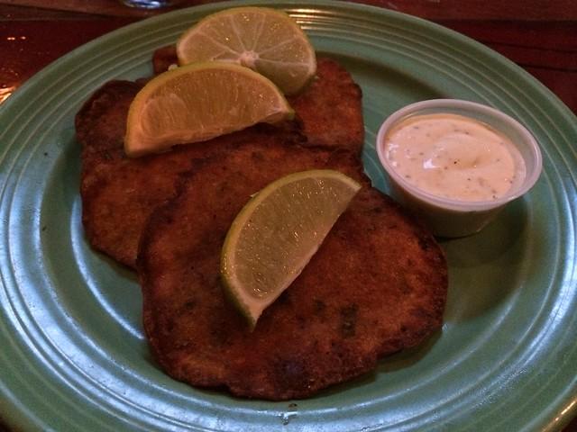 Bacalaitos - La Isla Cuisine