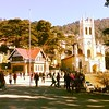 #ridge #church #shimla