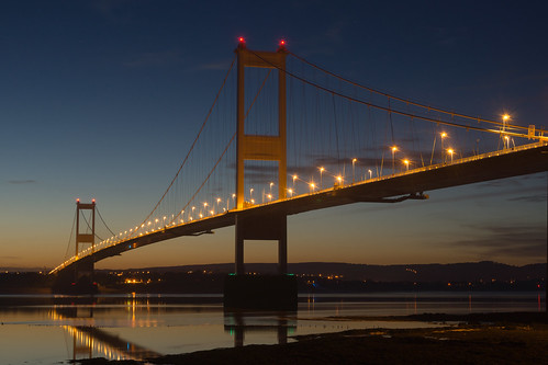 bridge england night bristol landscape cornwall unitedkingdom clear aust severnbridge greatphotographers impressedbeauty september2012