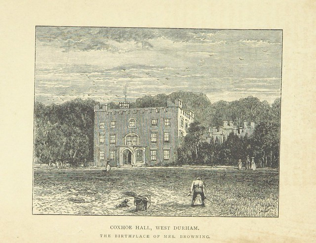 Coxhoe Hall (c1725 - 1956)