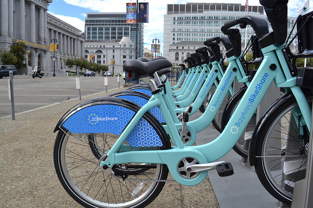 bay aear bike share