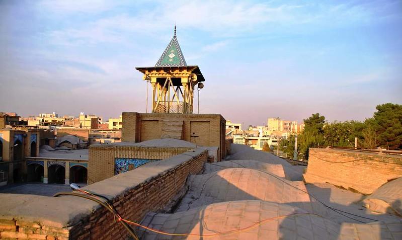 18 Visita a la mezquita de Rahim Khan en Isfahan (11)