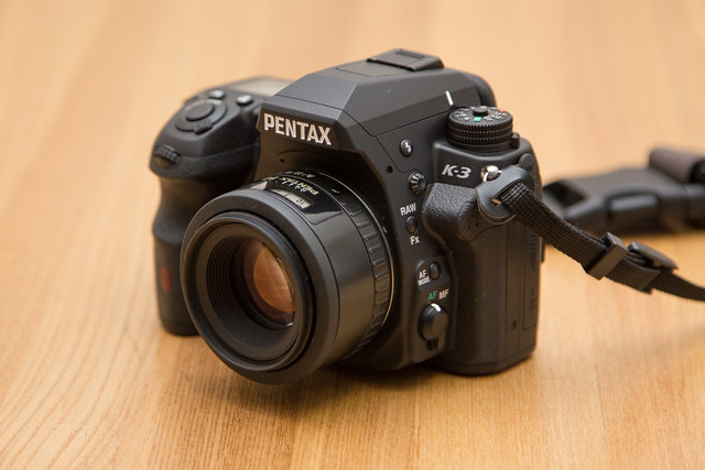 PENTAX K-3, FA50mm F1.7