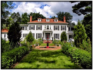 Juniper Hill Bed & Breakfast  ~  Trumansburg, NY