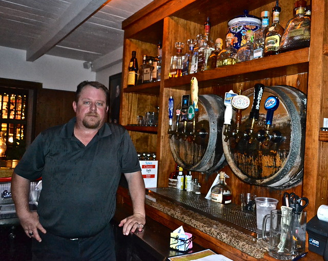 beer on tap taberna del caballo st agustine fl
