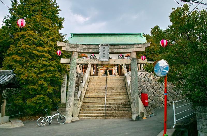 鶴崎神社 #5