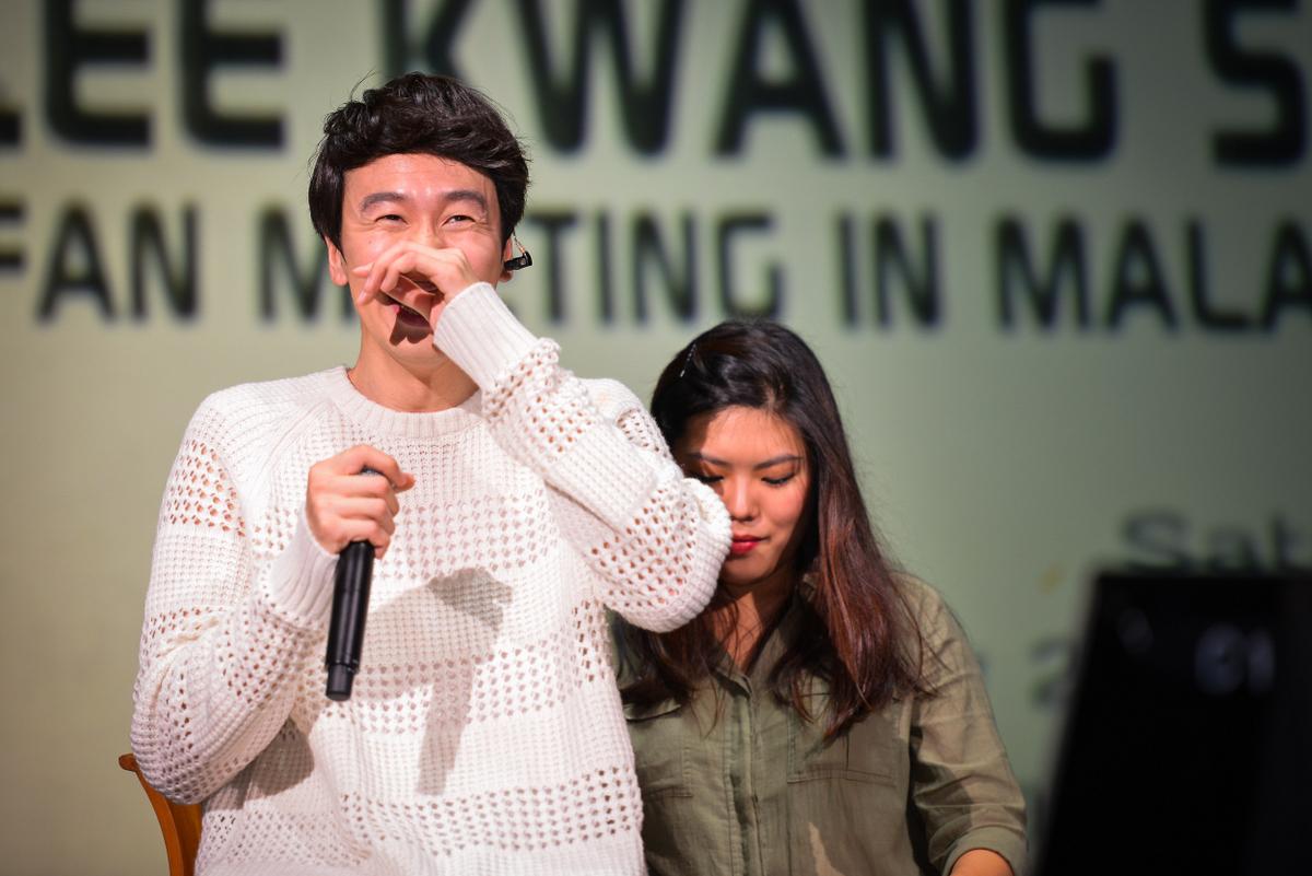Lee Kwang Soo Fan Meeting in Malaysia - TianChad-5634