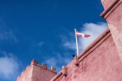 Flag of the Order of Malta