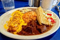 Tex Mex San Antonio style