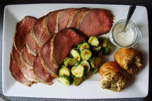 Classic Roast Beef Dinner