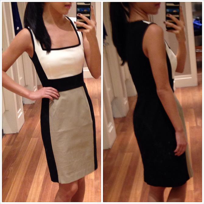BR sloan dress