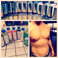 #5day #JuicingCleanse over! Hard As Hell, but worth it! #dw Only 3 days of raw veggies next -)