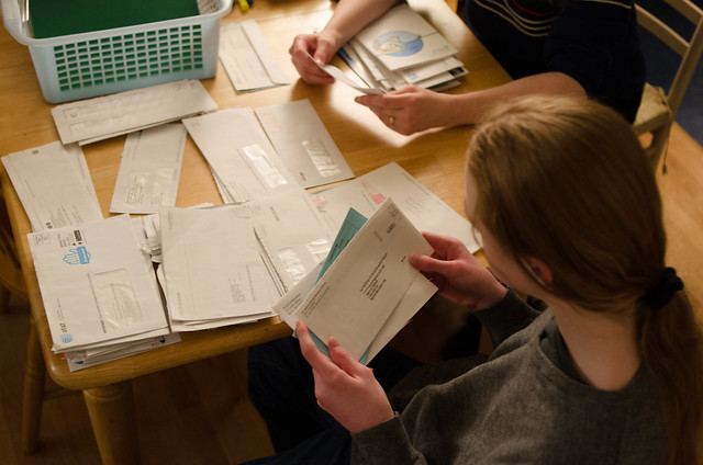 paperwork (021/365)