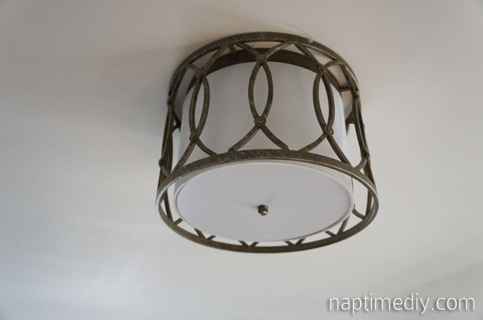 nursery light fixture 2