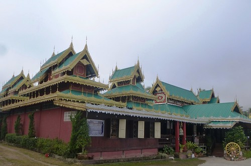 TH-Mae Hong Son-Temple birman (3)
