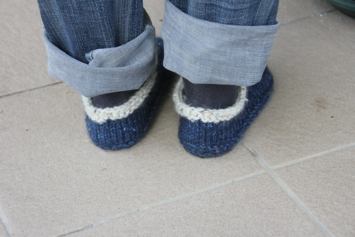 Easy slippers