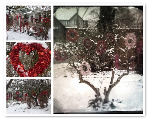 Snowy Valentine by Seattle Daily Photo