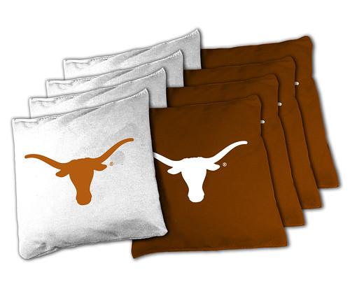 Texas Longhorns Cornhole Bags