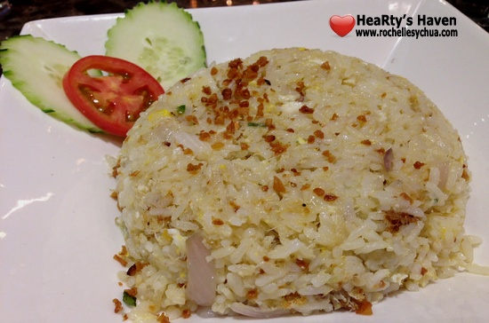 Tamarind Crab Fried Rice
