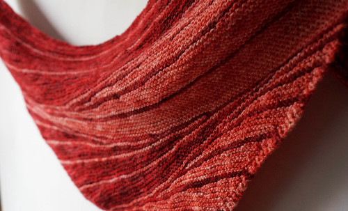 Robin shawl by Infinite Twist