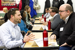 Eye on UMSL: Speed networking: Feb. 27, 2014