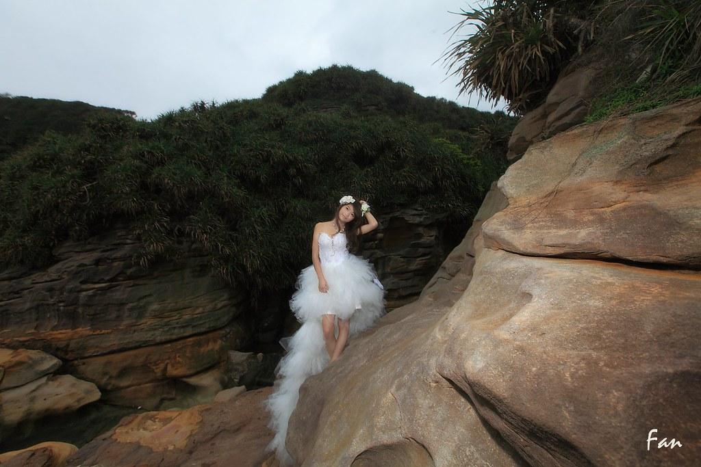 北海岸夢幻婚紗秀