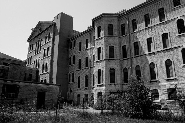 Rockwood Insane Asylum
