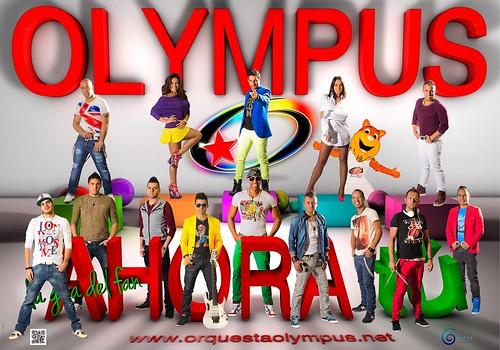 Olympus 2014 - orquesta - cartel