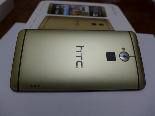 HTC One Max 土豪金
