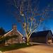 Outdoor Illumination. Photo credit: Alan Russ Photography.