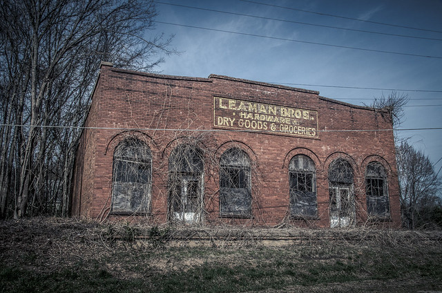 Leaman Brothers Store