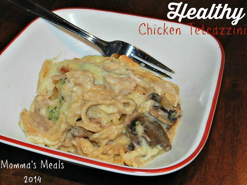 Healthy Turkey Tetrazzini (1)