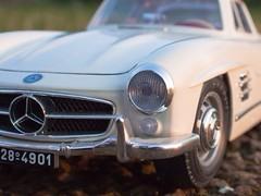 Mercedes Modell (300 SL)