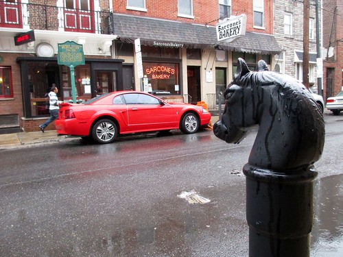 Sarcone's Bakery, Philadelphia, Pa., March 29, 2014