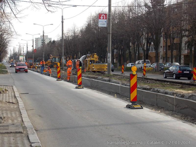 Traseul 102, etapa I: Bucla Nord ( Sp. Județean ) - Intersecție Republicii - Pagina 2 13506478293_4878713ee8_c