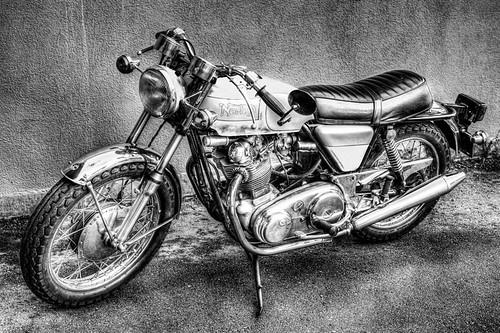 Norton Motorcycle