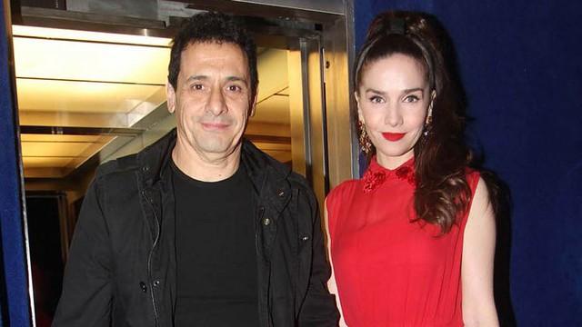 Natalia Oreiro y Ricardo Mollo