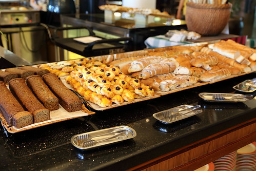 早餐@凱撒飯店